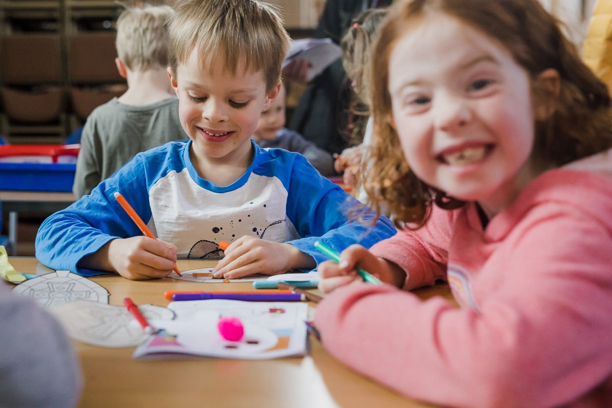 Messy Church on the Moon - 29/10/2019 09:30:00