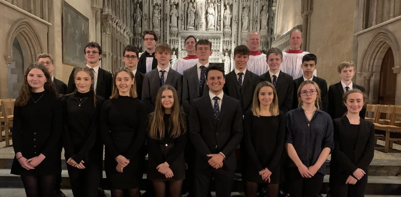 Abbey Singers at St Albans Cathedral