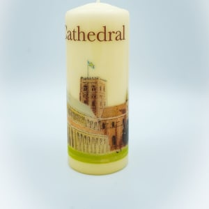 Cathedral Pillar Candle