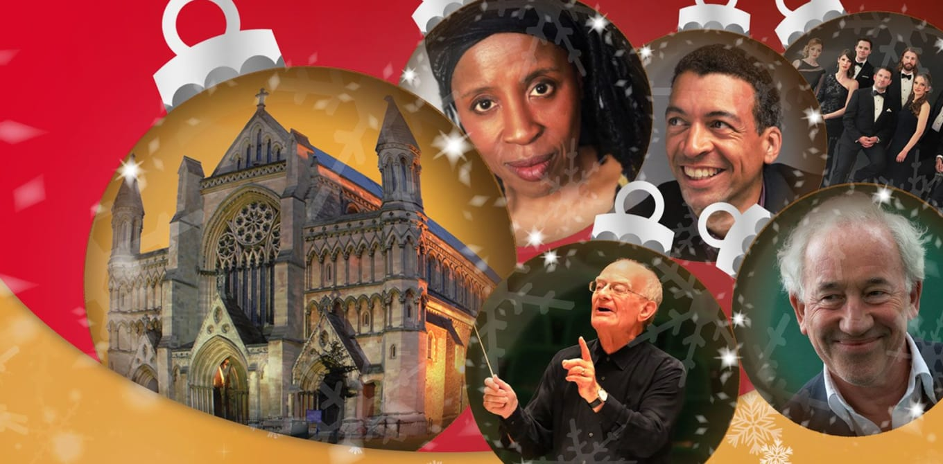 A Christmas Celebration filmed at St Albans Cathedral