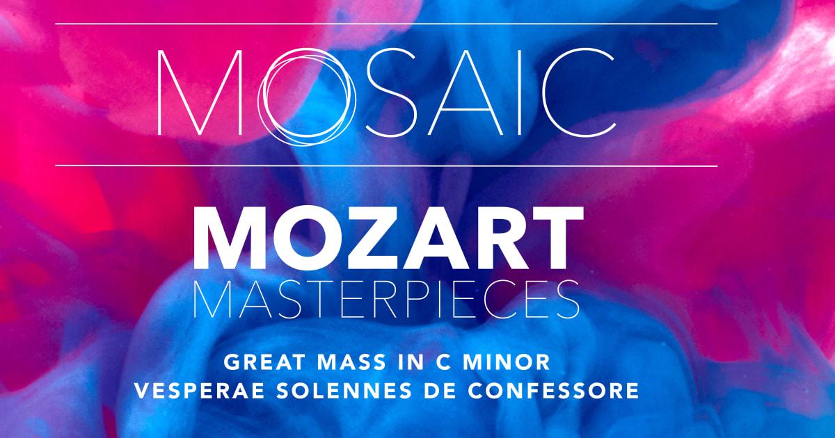 Mozart Masterpieces - 30/11/2019 19:30:00