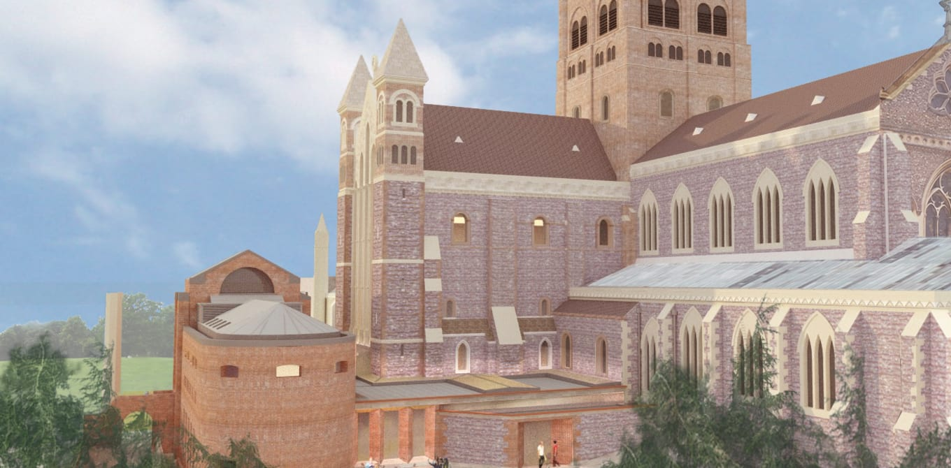 Heritage Lottery Fund Awards £3.9million grant to St Albans Cathedral