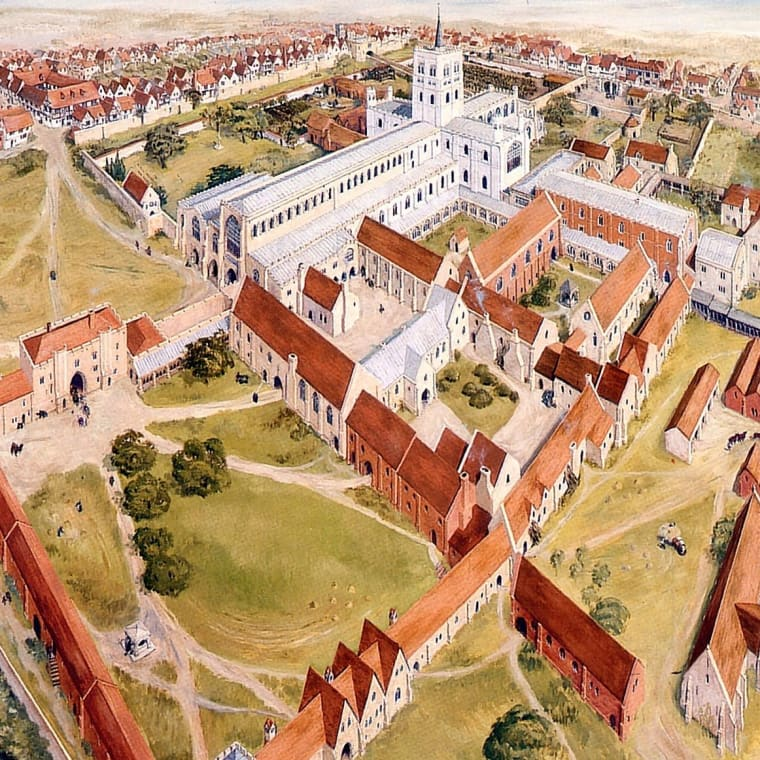 St Albans at the Reformation: the Survival and Revival of the Abbey Church and its Community