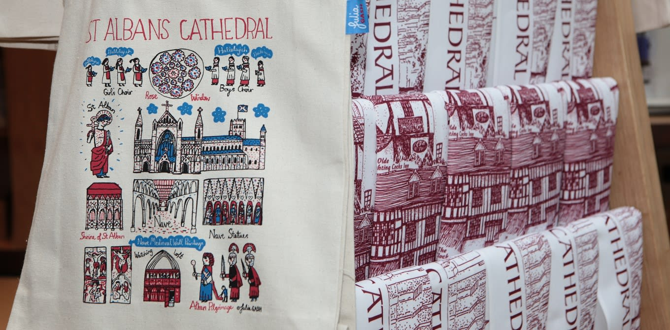 Cathedral Shop