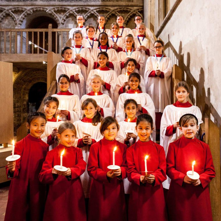 St Albans Cathedral Girls Choir