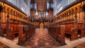 Choral Evensong Returns