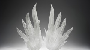 Solace | Glass Wings: A Reflective Installation