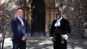 Abbey After Hours: In Conversation with The High Sheriff – Lionel Wallace DL